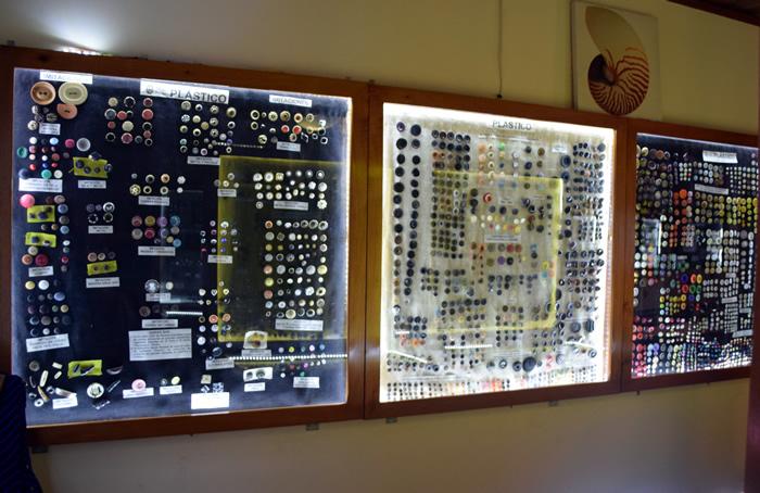 Biblioteca Museo de Botones Destro
